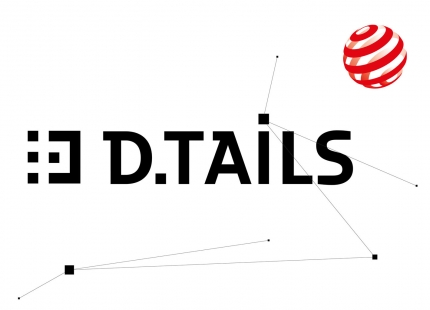 The D.TAILS logo